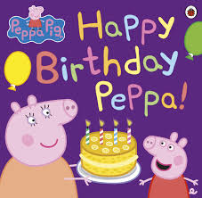 peppa pig birthday peppa pig happy birthday peppa na 9780718197858 books