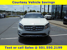 used lexus suv little rock ar pre owned 2018 mercedes benz gla gla 250 suv in little rock