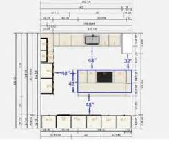 kitchen floor plan layouts designs for home kitchen design plans