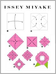 Lotus Blossom Origami - origami lotus blossom how to make origami lotus