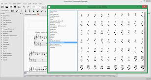 add palette of bagpipe doublings musescore