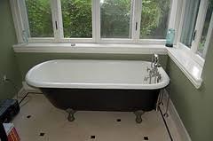 acrylic clawfoot tubs