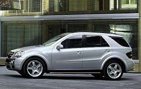mercedes suv range used 2007 mercedes m class for sale pricing features