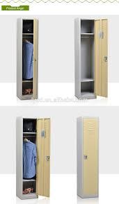 Single Door Design by Single Door Design Small Metal Locker Cabinet Wall Almirah Designs