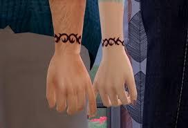 tukete tribal wrist tattoo u2022 sims 4 downloads
