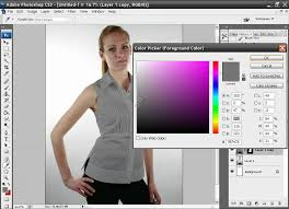 photoshop change a shirt from white to red or even black youtube