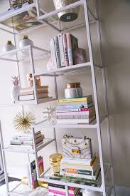 how to design a bookshelf how to style a bookshelf visions of vogue