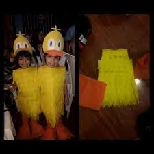 hola como puedo hacer unas alas de pato para nia de 4 disfraz de pato imagui disfraces pinterest patos trajes de