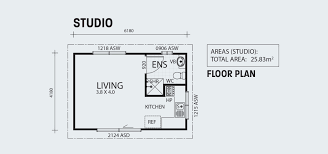 Studio Plans by A Frame Designs Floor Plans Bolukuk Us