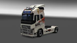 2013 volvo truck volvo fh16 2013 ohaha rock skin v1