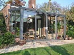 vetrata veranda veranda con serramento scorrevole by gardendreams