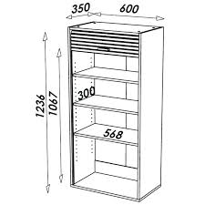 meuble cuisine profondeur meuble cuisine 30 cm de large fabulous meuble cuisine haut largeur