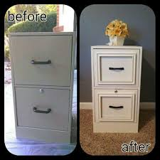 uses of filing cabinet use liquid nail or similar to attach 8x10 picture frames without