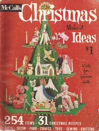 a line from linda vintage christmas magazine covers