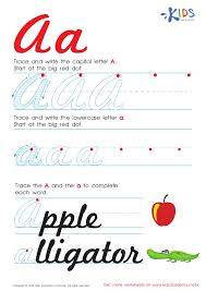cursive abc printable worksheets for preschool and kindergarten kids