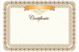 templates for award certificate printable sle award certificate template 23 sles exles format