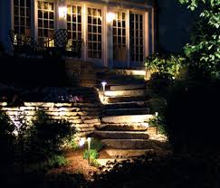 Hadco Landscape Lights Nightscaping