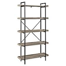 Extra Tall Bookcases Bookcases Bookshelves Wood U0026 Metal Bookcases Bed Bath U0026 Beyond