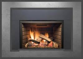 Contemporary Gas Fireplace Insert by Sierra Flame Contemporary Gas And Electric Fireplaces