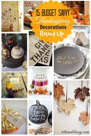 15 budget savvy thanksgiving decorations up thanksgiving