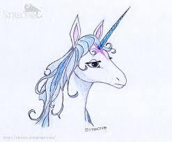 the last unicorn by strecno on deviantart