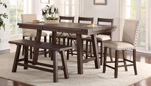 small table and 2 chairs dahlia dining collection home zone furniture dining room