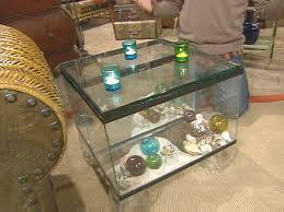 Fish Tank Reception Desk Creative Ideas From Old Aquariums Home Ideas Designs