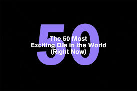 50 Meticulous Style Guides Every The 50 Most Exciting Djs In The World Right Now