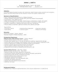 Resume Objective Sample For It by Sample Resume Objective Statement 8 Examples In Pdf