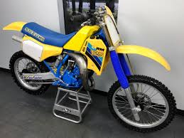 cz motocross bikes bikes for sale