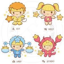 cartoon zodiac astrological signs sagittarius capricorn