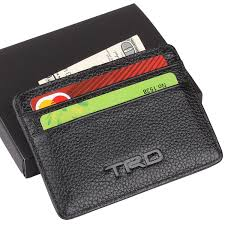 toyota payment account trd toyota slim wallet black with 4 credit card slots genuine