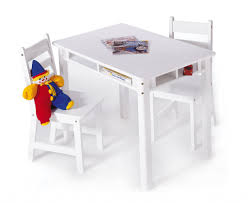 White Children S Desk by Furniture Home Ltt Childrens Table With 2 Chairs White Pine