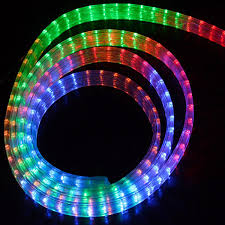 led rope lighting color changing especial remote vdc vac color