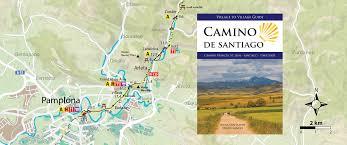 Camino De Santiago Map Maps Gps Trail Markings U2013 Camino Guidebooks U2013 Village To Village