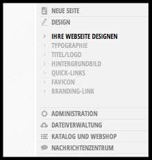 homepage designen kostenlose homepages nach eigenen wünschen gestalten