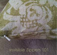 How To Make A Cushion With Zip How To Sew A Cushion Cover With An Invisible Zip A Tutorial