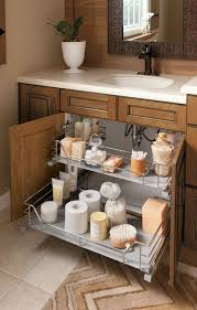 clever organizing bathroom vanity gorgeous organization ideas