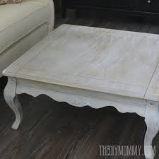 Painting Coffee Tables Chalk Paint Coffee Table Coffee Tables Decoration