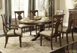 dining room beautiful pedestal dining room table discontinued