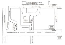 Embassy Floor Plan by Consulate General Of Japan In Mumbai Contact Address