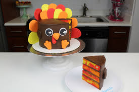 thanksgiving cake ideas chelsweets