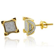 back diamond earrings best 25 diamond earrings for men ideas on gold