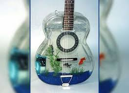 Guitar Home Decor 14 Ways To Use An Old Guitar To Spice Up Your Home Décor