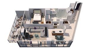 Hotel Suite Floor Plans by Hotels In Miami W South Beach