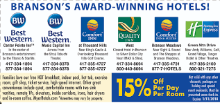 Comfort Inn The Pointe Midwest Travel Buddy Missouri Midwest Hotel Coupons