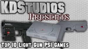 light gun arcade games for sale top 10 ps1 light gun arcade games youtube