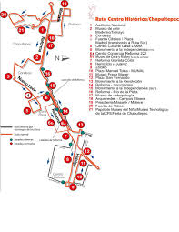 Mexico City Airport Map by Mexico Turibus Ticket With Airport Pick Up Tour Mexico City