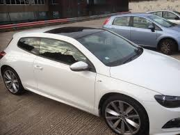 volkswagen scirocco sport smooth lush and no road tax vw scirocco r line littlegate