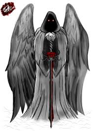 winged grim reaper drawing photo 3 photo pictures and